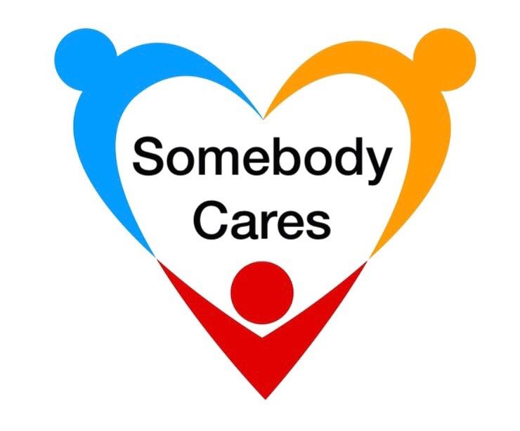 Logo de Somebody Cares Romania