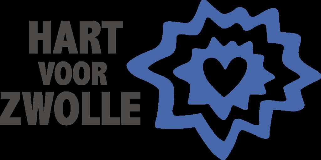 Logo Hart voor Zwolle